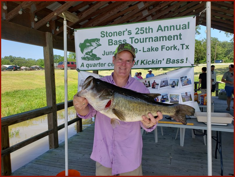 Stoner S 25th Annual Bass Tournament